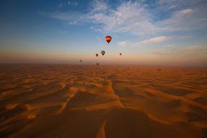 Profitez d'un voyage magnifique dans le désert à Dubaï
